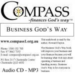 Business God's Way - Compass - finances God's way