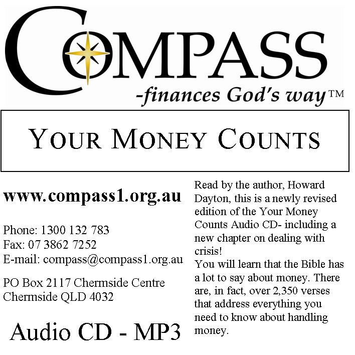 Your Money Counts - Compass - finances God's way