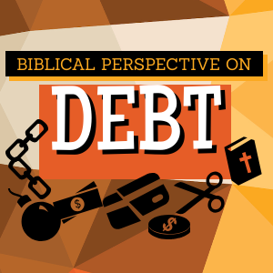 Biblical Perspective on Debt [Infographic]