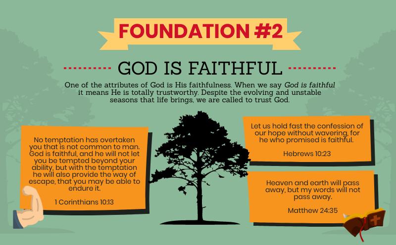 Foundation 2 - God is faithful