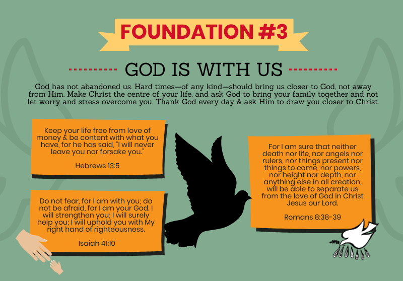 Foundation 3 - God is with us