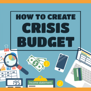 How to create a crisis budget (Thumbnail)